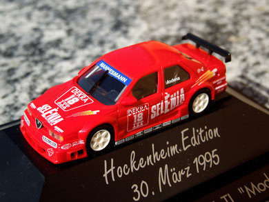 "Alfa Romeo 155 V6 TI ""Modena""Selenia_Hockenheim Edition 30 Marz"