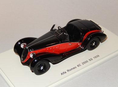 Alfa Romeo 6C 2500 SS 1939