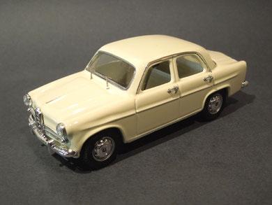 Alfa Romeo Giulietta TI 1955