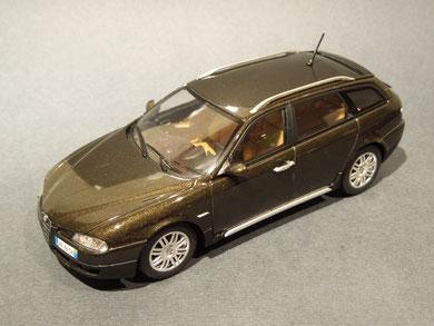 Alfa Romeo Crosswagon 2004