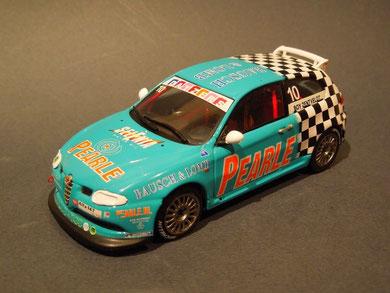 ALFA ROMEO 147 GTA CUP B. Zentveldt 2003