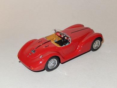 Alfa Romeo 6C 2500SS Corsa Spider 1939