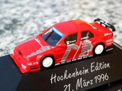 "Alfa Romeo 155 V6 TI "" Tarquini "" Jas Team_Hockenheim Edition"