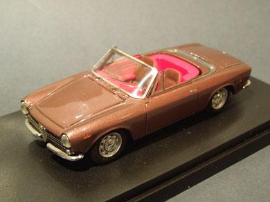 Alfa Romeo Giulia Cabrio 1963