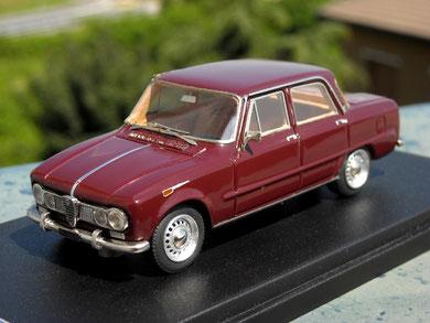 Alfa Romeo Giulia Super 1600 1972