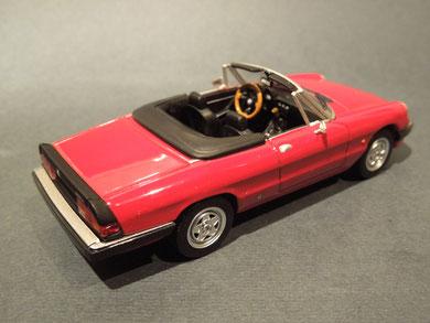 Alfa Romeo Spider 2000 1983