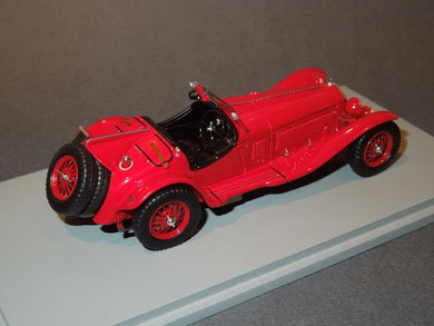 ALFA ROMEO 8C Touring Spider 1936