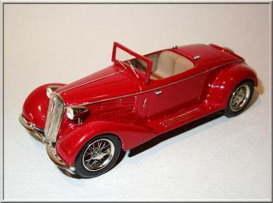 ALFA ROMEO 6C2300 PESCARA SPYDER 1935