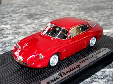 Alfa Romeo SZ coda tronca 1961