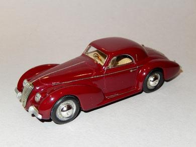 Alfa Romeo 6C2500 SS Coupè 1939