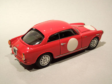 Alfa Romeo Giulietta Sprint 2°S