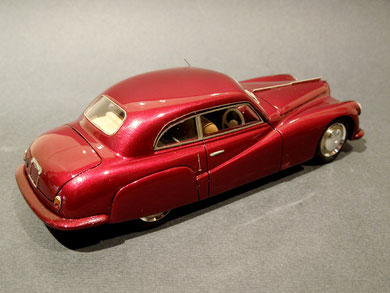Alfa Romeo 2500S Boneschi Berlina 1947