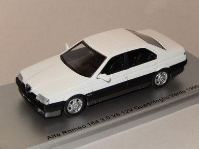 Alfa Romeo 164 Quadrifoglio Verde 1990