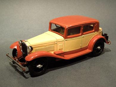 Alfa Romeo 6C 1900 1933