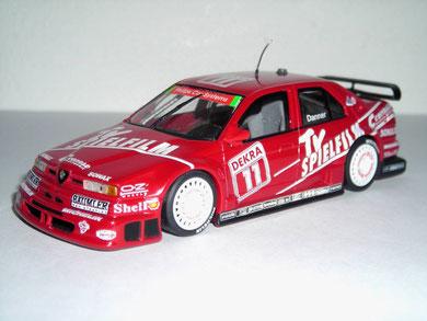 Alfa Romeo 155 V6 TI DTM Schubel/C.Danner 1994
