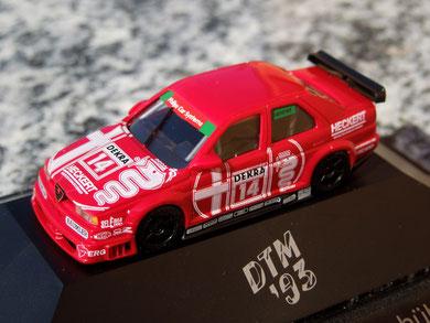 "Alfa Romeo 155 V6 TI ""Danner""Schubel Team"