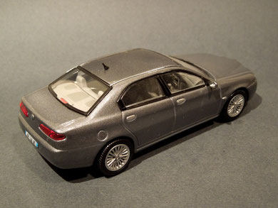 Alfa Romeo 166 Restyling 2003
