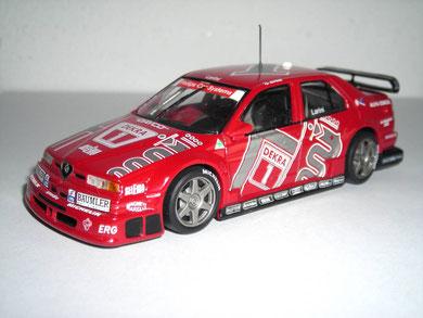 Alfa Romeo 155 V6 TI DTM Team AlfaCorse/Nicola Larini 1994
