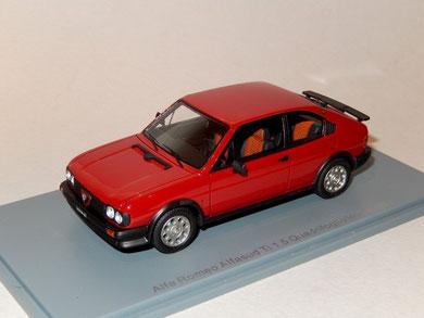 Alfa Romeo Alfasud TI 1.5 Quadrifoglio Verde 1982
