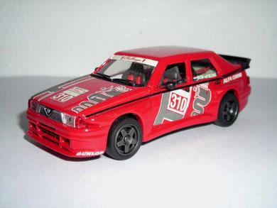 Alfa Romeo 75 Evoluzione Bob vd Sluis 1987