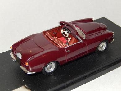 Alfa Romeo 1900 SSZ Spider 1958