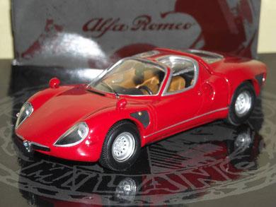 Alfa Romeo Tipo 33 Stradale 1968