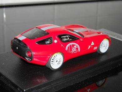 Alfa Romeo TZ3 Corsa Zagato 2010