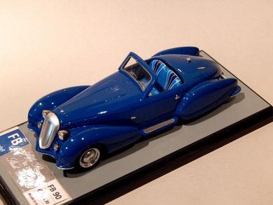 Alfa Romeo 8C2900 B Spider Farina 1937