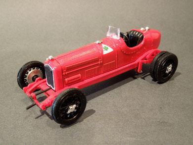 Alfa Romeo Tipo B ruote gemellate 1935