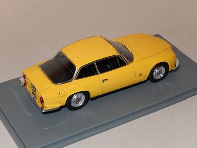 Alfa Romeo 2600 SZ Sprint Zagato 1967
