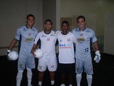 LAILSON, WANDOMAR,RICARDO(DIM) E  LAURO