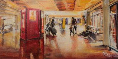 """""""La Gare""""  20/40"""