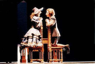 The Turn of the Screw de B. Britten, rôle de Miles Opéra de Metz 1997