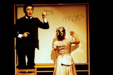 The Turn of the Screw de B. Britten, rôle de Miles Cité de la Musique de Paris 1991