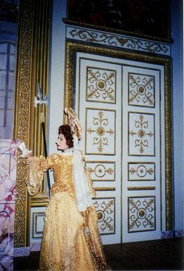 Le Petit Duc de C.Lecocq, rôle de la Duchesse de Parthenay Opéra de Metz 2001