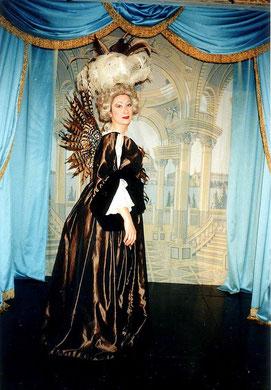 L'Opéra de la Foire St Voltaire, opéra pasticcio de C. Daumas Musée de la Monnaie de Paris 1994