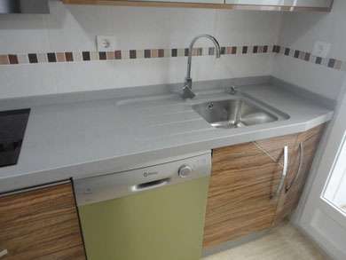 Cocina en Torredelcampo luxe
