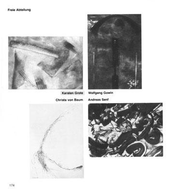 Katalog - Freie Berliner Kunstausstellung - 1982