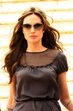 Angelina JOLIE - Festival de Cannes 2007 © Anik COUBLE