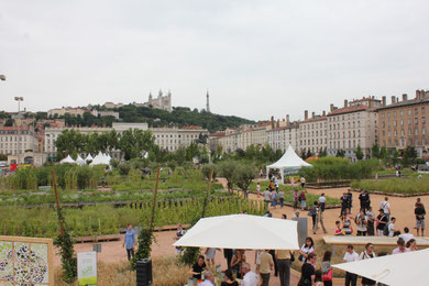 Place Bellecour - Juin 2011 © Anik COUBLE