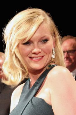 Kirsten DUNST - Festival de Cannes  2011 © Anik COUBLE