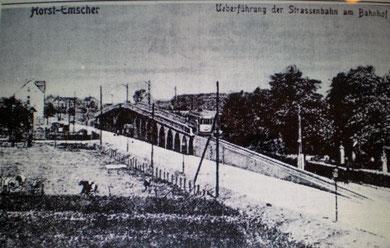"""""""Die Todesbrücke"""" direkt am """"Knochenpark"""""""