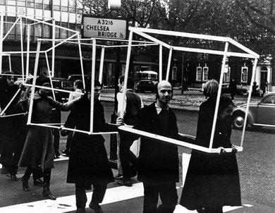 « Cronus IV » Londres, 1969