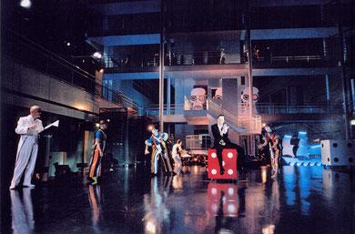 « Maria de Buenos Aires » 1999 / 2000 - photo: Pan Sok