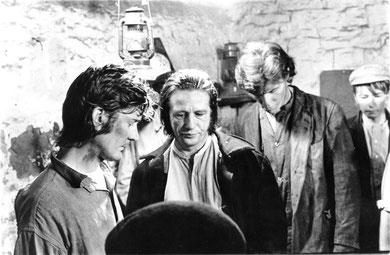 « Las Semillas de la Aurora » Film, 1972.
