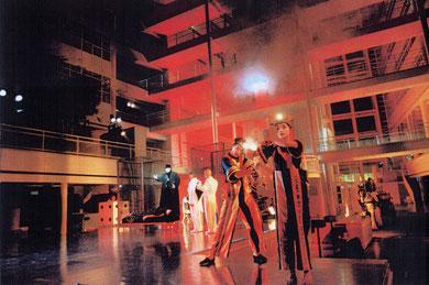 « María de Buenos Aires » La Haye, 1999 / 2000 - photo: Pan Sok