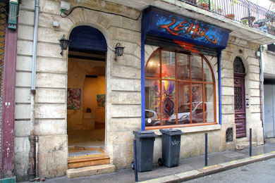 Galerie Le Hil - 37 rue des Menuts Bordeaux