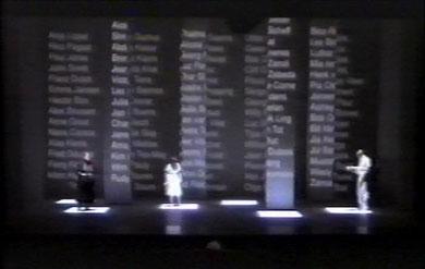 Image fixe de la vidéo « De steek van een schorpioen » 1997