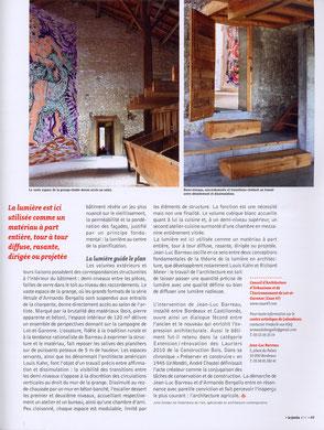 « Atelier-Résidence Lalandusse » Le Festin, Printemps 2011 - texte Julie Gimbal - photo Céline Domengie