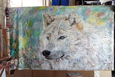 Détail - Loups